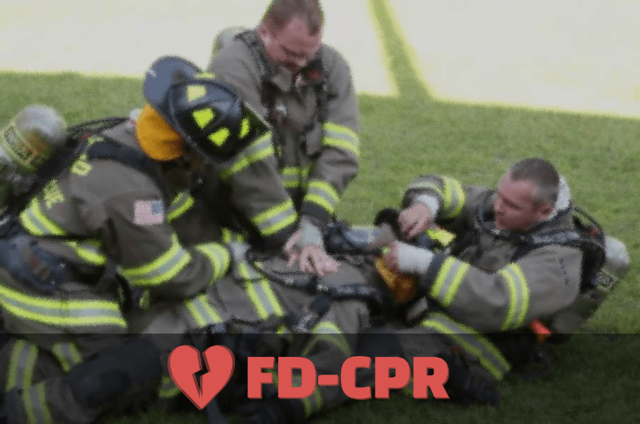firefighter down cpr prevention recognition and response
